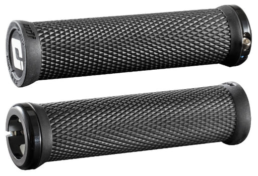ODI Elite Motion Lock-On BMX Grips BLACK