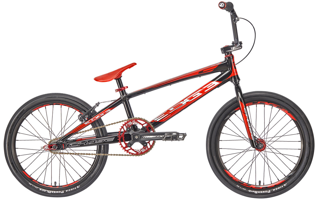 Chase 2018 Edge Pro Bike - Black/Red