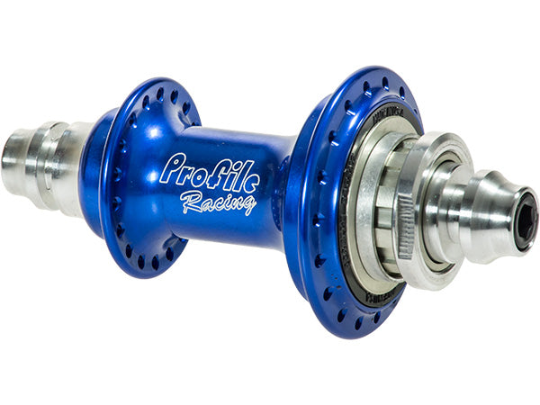 "PROFILE RACING MINI 3//8/""---36H FRONT RED BMX BICYCLE HUB"