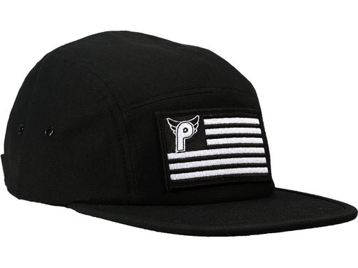 Profile Nation 5-Panel Hat - Black