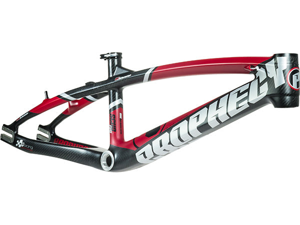 Prophecy 2016 Scud Evo Frame-Red/Silver