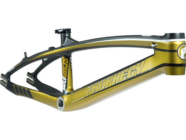 Prophecy Scud Evo Carbon Race Frame-Gold