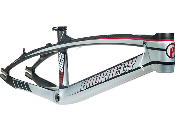 Prophecy Scud Evo Carbon Race Frame-Silver