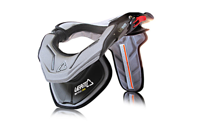 LEATT DBX Neck Brace | COMP II BLACK/GREY