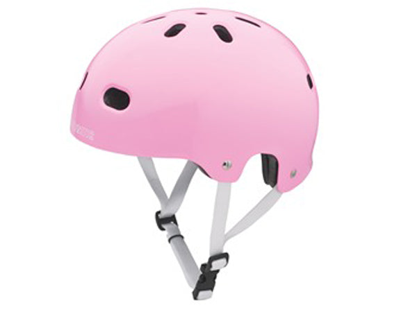 PRYME 8 V2 Helmet | POWDER PINK/WHITE