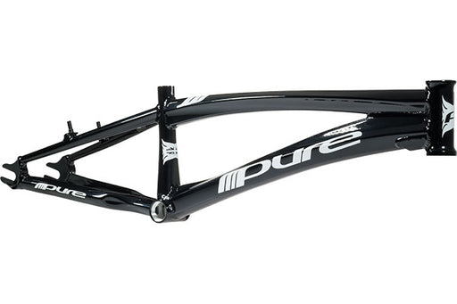 Pure V4 BMX Race Frame-Black-Pro XL