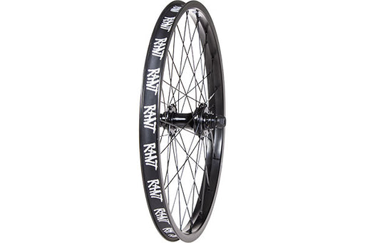Rant Party On Rear Cassette Wheel-36H-9T