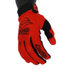 Corsa Unleashed Velcro Glove-Red/Black