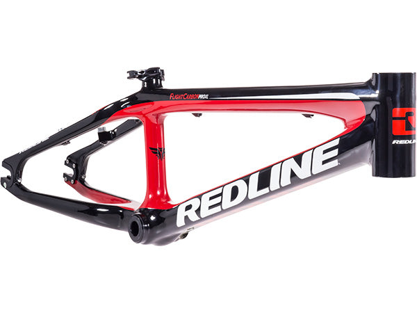 REDLINE 2014 Flight Team Carbon Frame | BLACK/RED