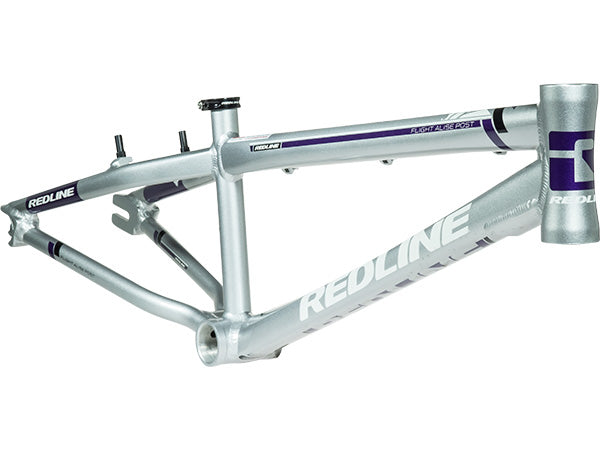 Redline 2016 Flight Alise Post BMX Frame-Junior-Purple