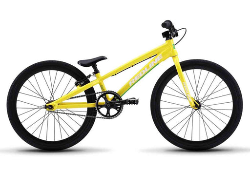 "Redline 2019 Proline Mini 20"" Bike-Yellow Side View"