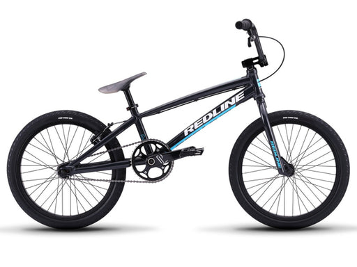 "Redline 2019 Proline Pro 20"" Bike-Blue Side View"