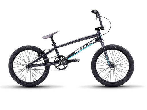 "Redline 2019 Proline Pro XL 20"" Bike-Blue Side View"