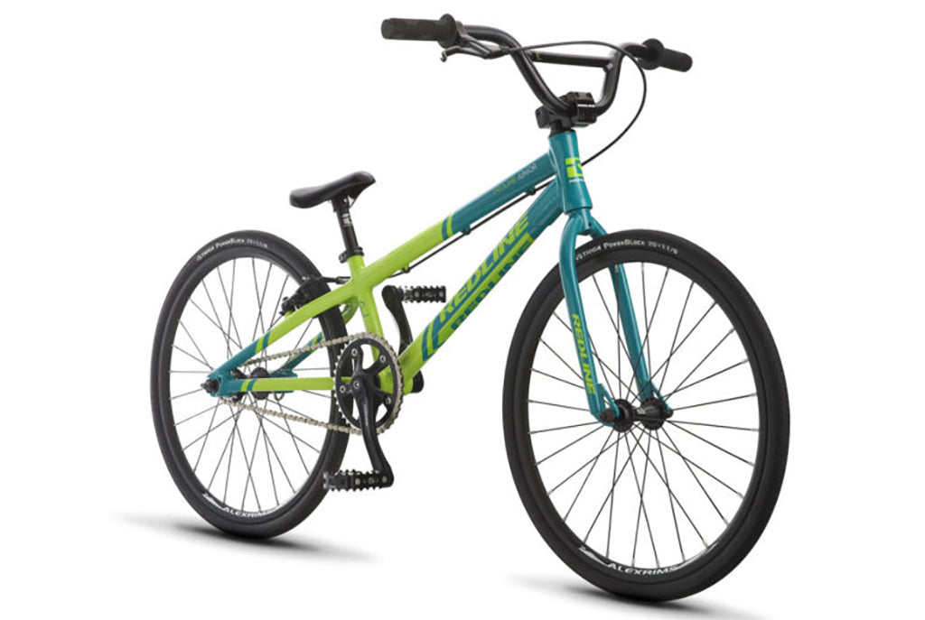 Redline 2018 Proline Junior Bike-Gloss Green