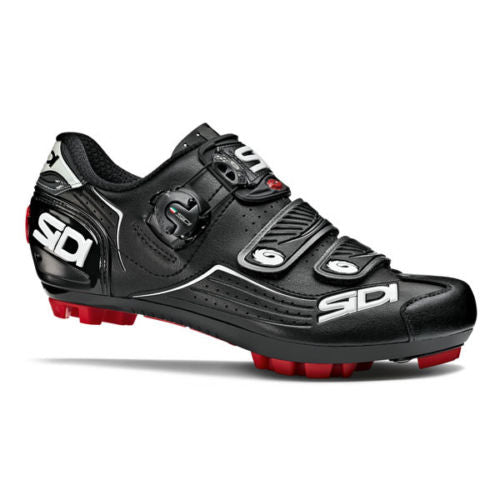 SIDI Trace Clipless Shoes - Black