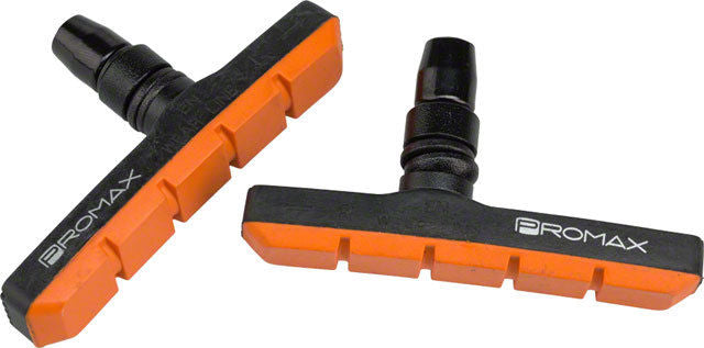 Promax B-3 Air Flow Brake Pads 70mm White