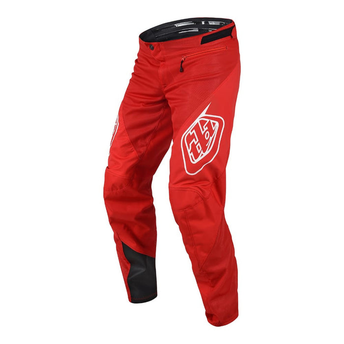 Troy Lee 2018 Sprint Pants - Solid Red