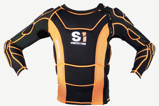 S1 Protective Bicycling Jersey Front