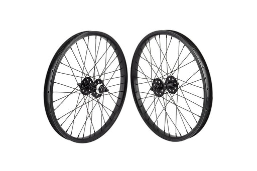 "SE 20"" Wheelset black"