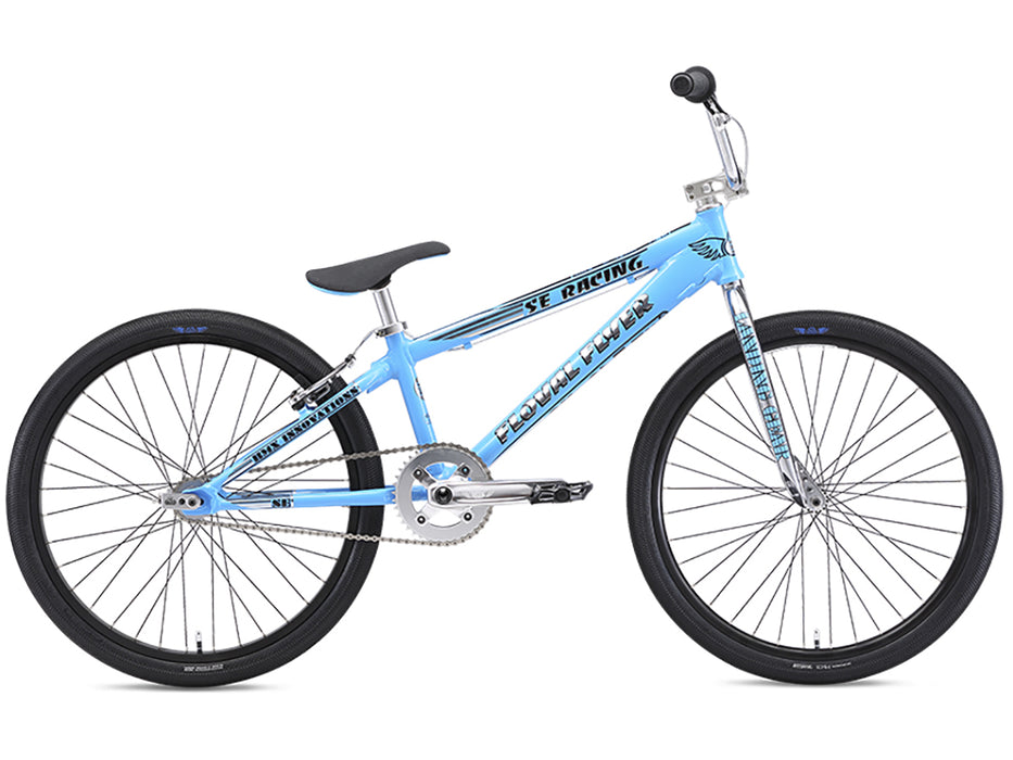 "SE Racing 2019 Floval Flyer 24"" Bike-Blue"