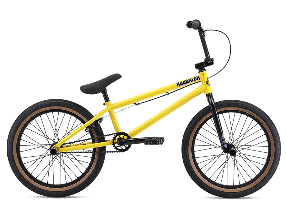 SE Racing 2019 Hoodrich Bike-Yellow