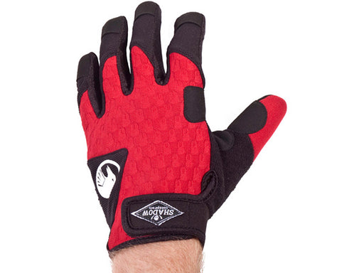 Shadow Local Glove | RED