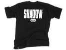 SHADOW CONSPIRACY Cut T-Shirt | BLACK