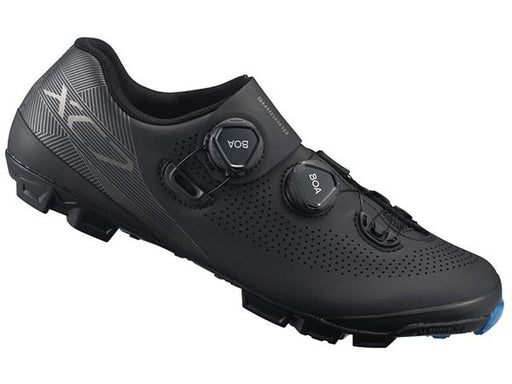 Shimano 2019 SH-XC701 Clipless Shoes-Black Side View