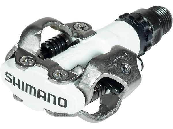 Shimano PD-M520 Clipless Pedals-White