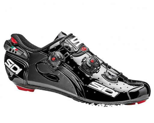 Sidi Wire Vent Carbon Shoes-Black