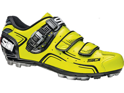 Sidi Buvel Clipless Shoe-Fluorescent Yellow/Black
