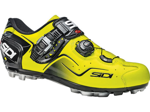 SIDI Cape Clipless Shoes-Yellow