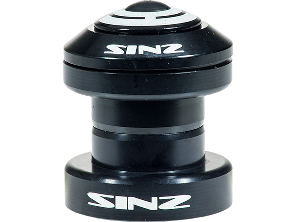 Sinz Alloy Threadless Headset-Black-1""