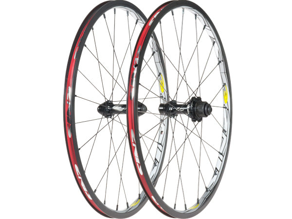 Sinz Elite iHub Cassette Wheel Set-20x1 1/8""