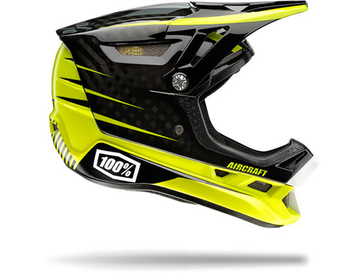 100% Aircraft Downhill Helmet-Basetech  - J&R Bicycles BMX Super Store
