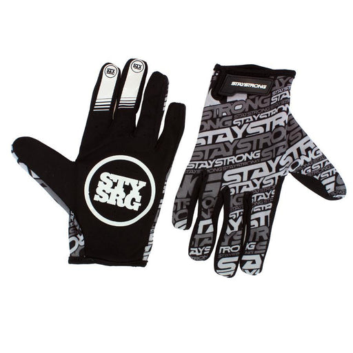 Stay Strong V3 Mash Up Gloves-Black