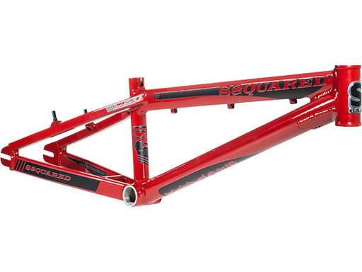 SSquared CEO V2 BMX Race Frame-Red