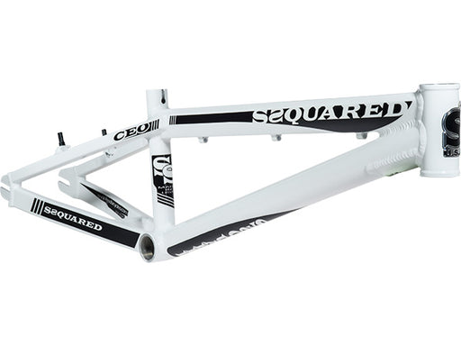 SSQUARED CEO V2 Frame | WHITE