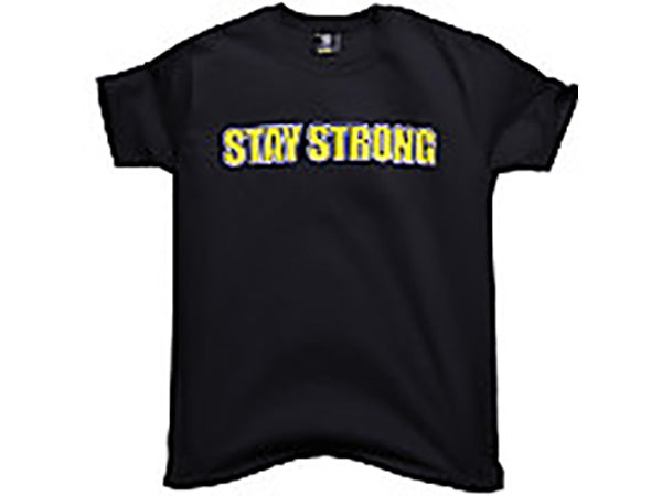 Stay Strong OG Name T-Shirt-Black