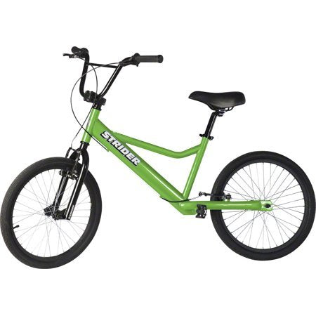 Strider 20 Sport Balance Bike-Green