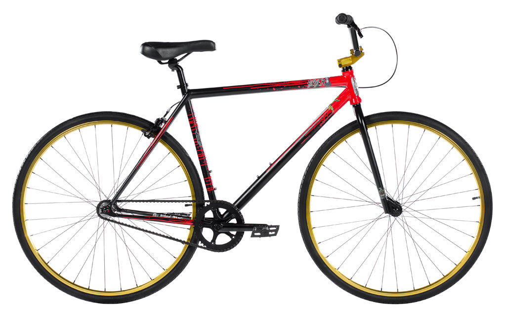 Subrosa 2017 X Slayer UTB Small Bike-Black