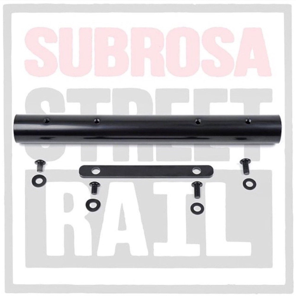 Subrosa Street Rail Connector Kit-Black