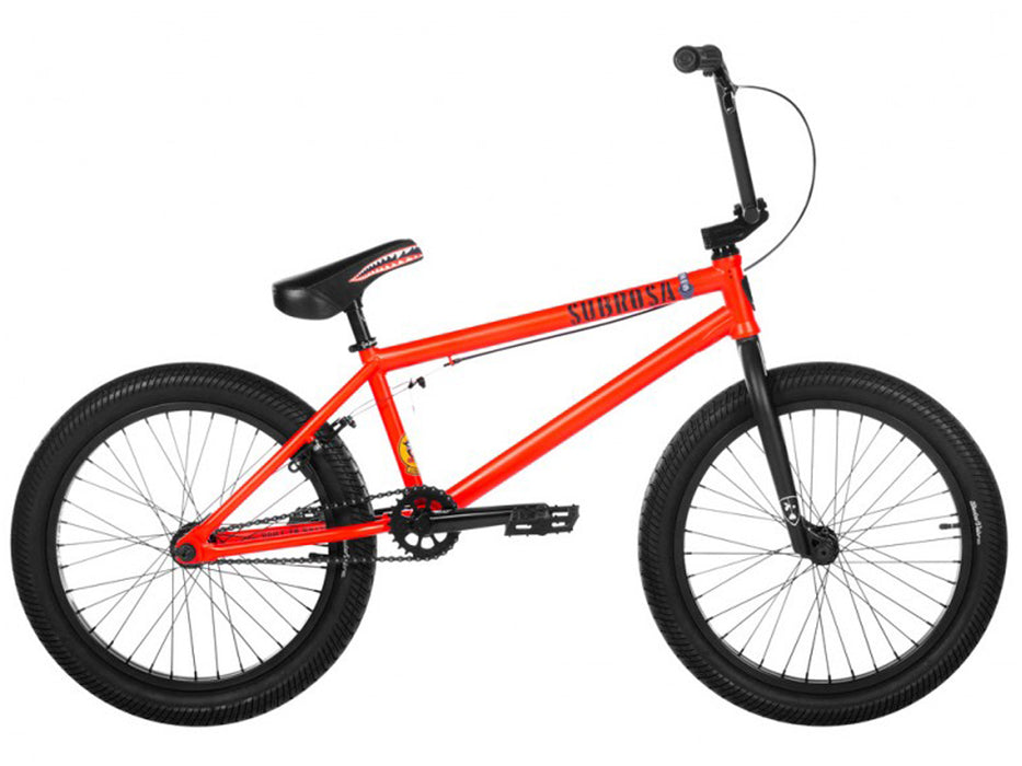 Subrosa 2019 Salvador Bike-Satin Fury Red