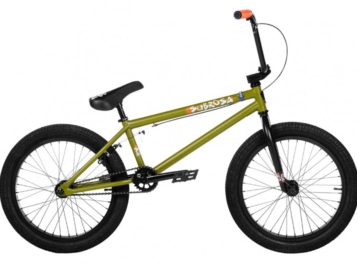 Subrosa 2019 Sono XL Bike-Satin Army Green