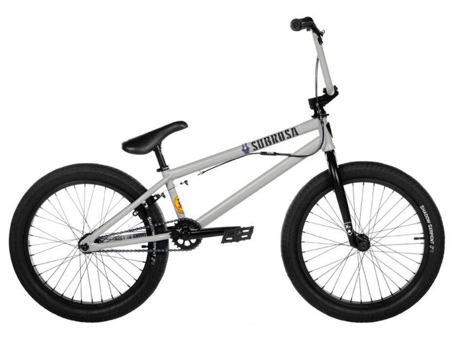 Subrosa 2019 Salvador Park Bike-Battleship Gray