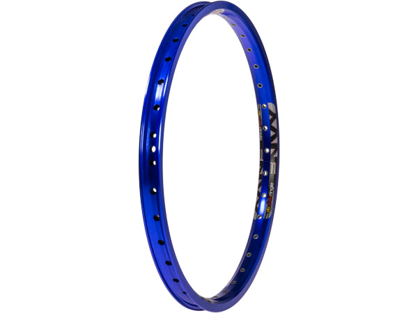 "SUN ENVY RIM BMX 20X1.75/"" 36H REAR BLUE"