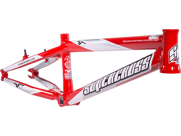 SUPERCROSS 2014 Envy V5 Race Frame | GUARDS RED