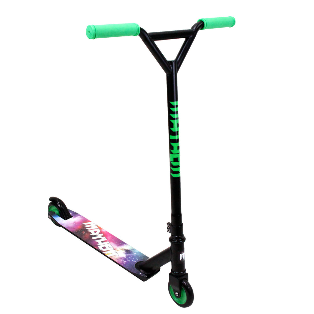 Mayhem Supernova Scooter-BLACK