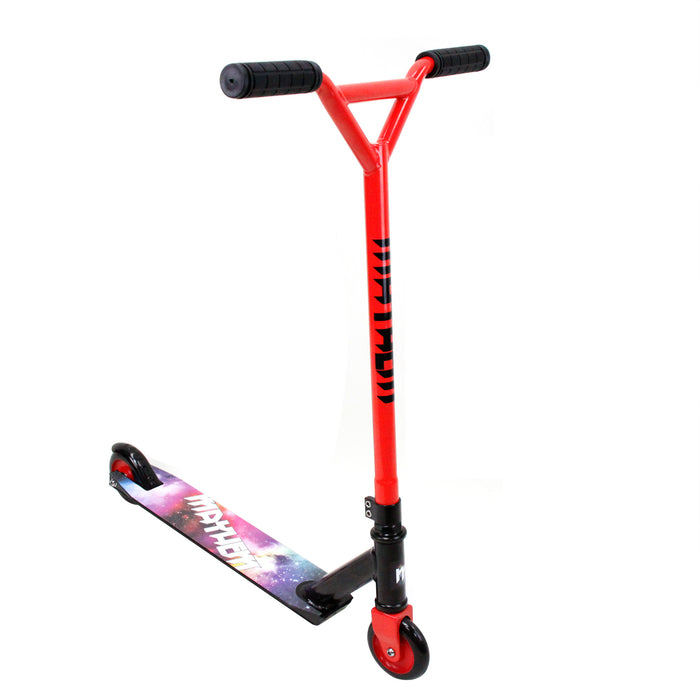 Mayhem Supernova Scooter-RED