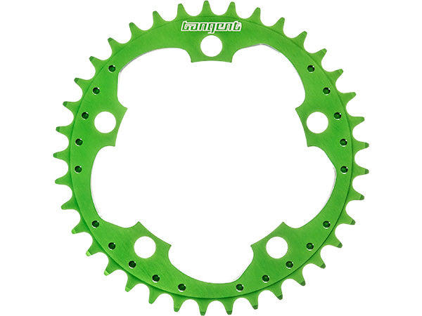 Tangent Chainring Bolts Black